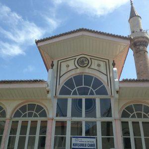 Muğla çarşısındaki kurşunlu camii
